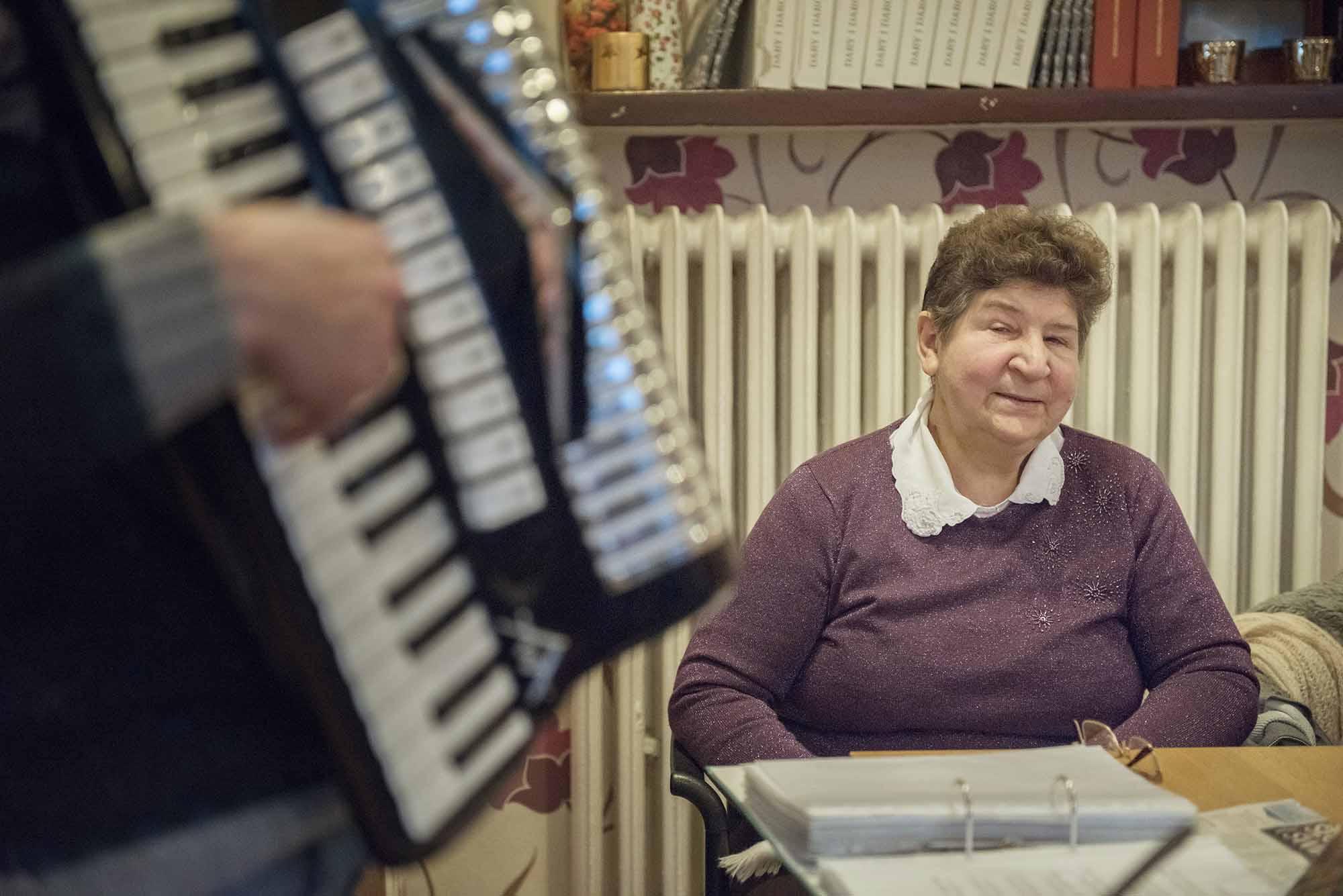 Pani Ania z Brzeskiej.