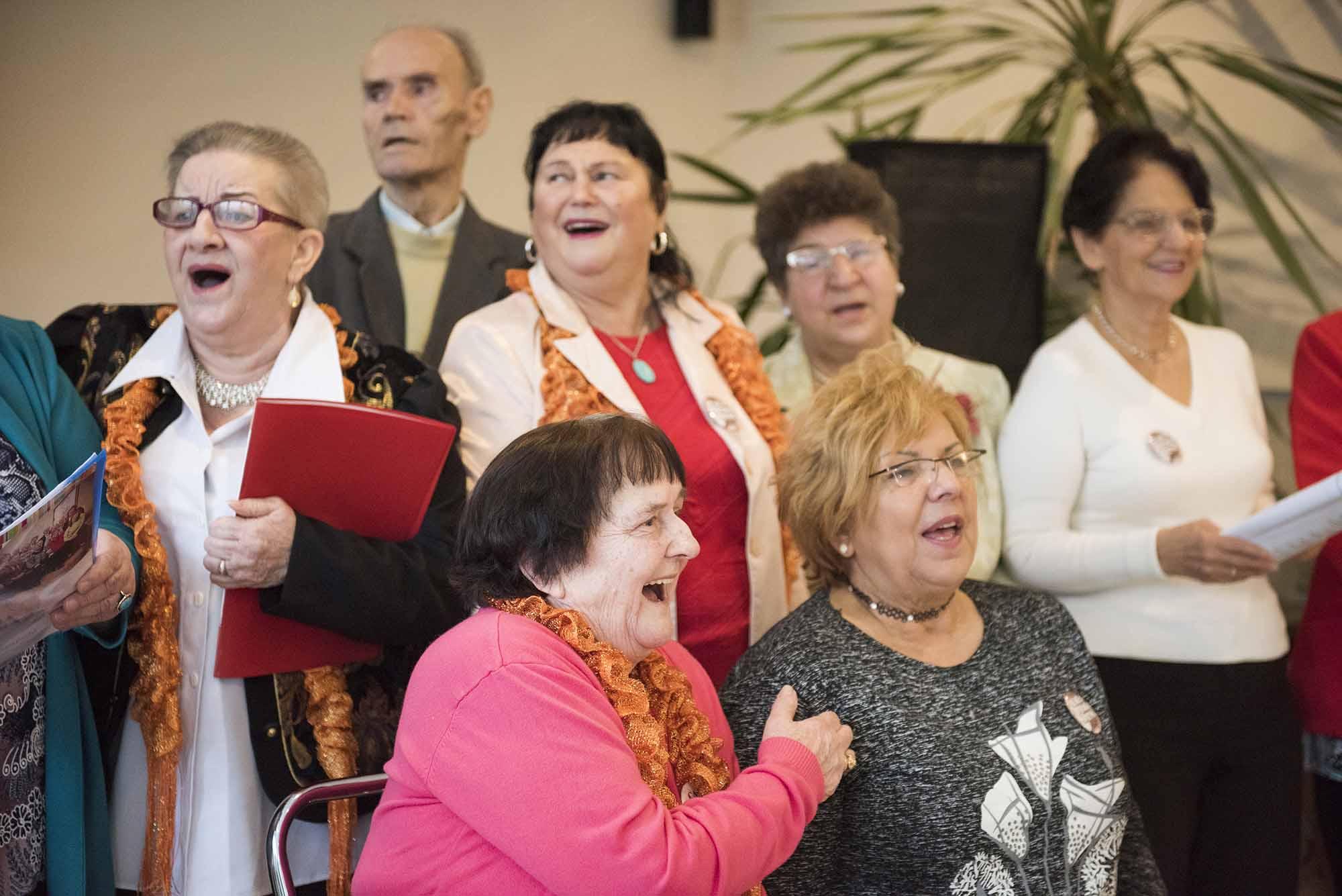 Członkowie zespołu czerpią niezwykłą radość i energię, widząc zadowolenie i zaangażowanie ze strony publiczności. Nie obeszło się bez bisu.