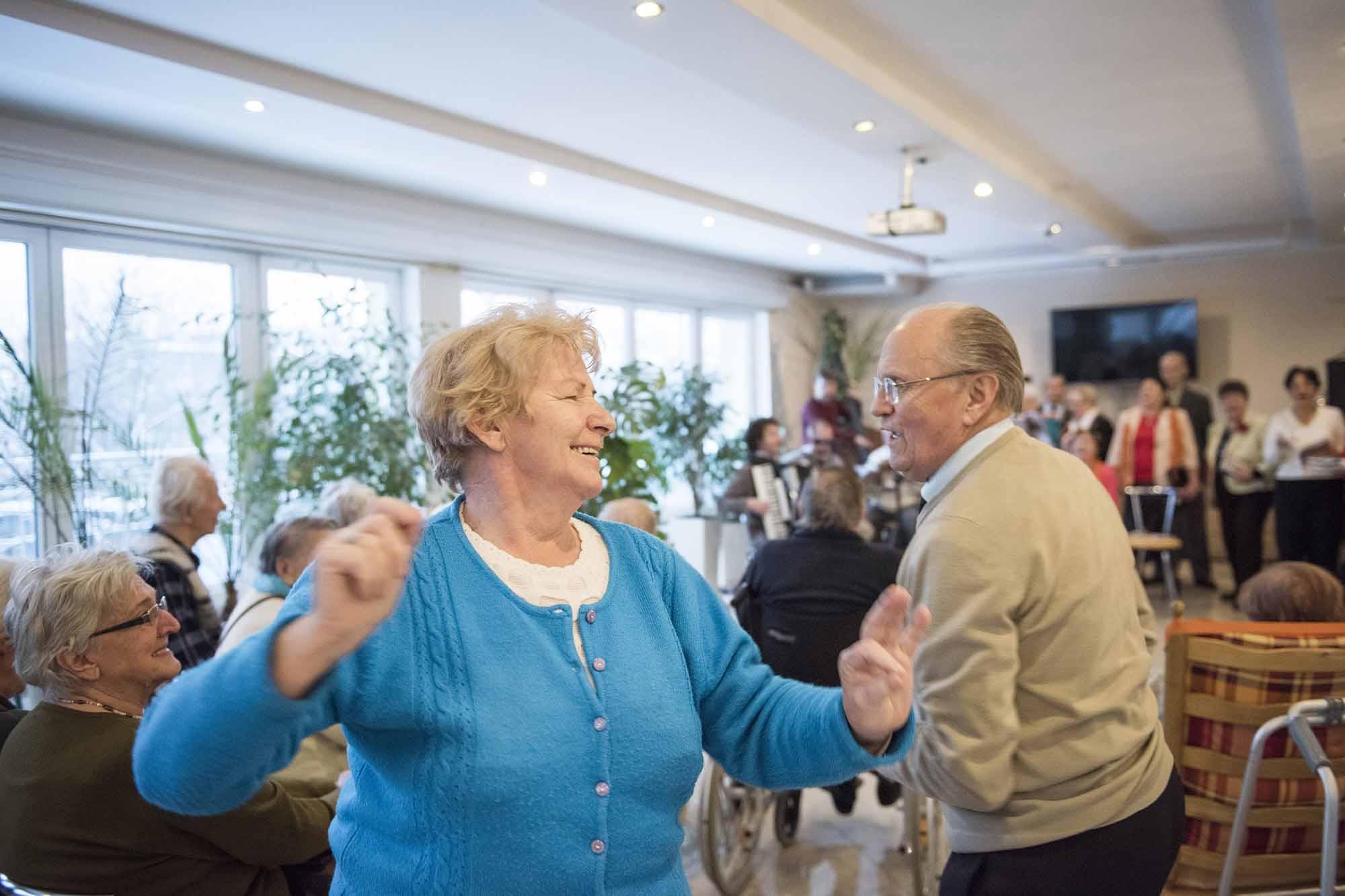Tańce, hulańce, swawole.