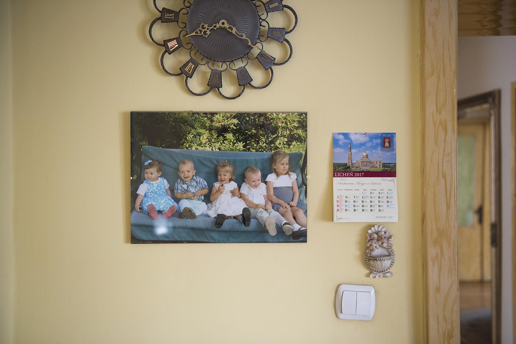 Państwo Prochasek mają 3 dzieci, 7 wnuków i 11 prawnuków.